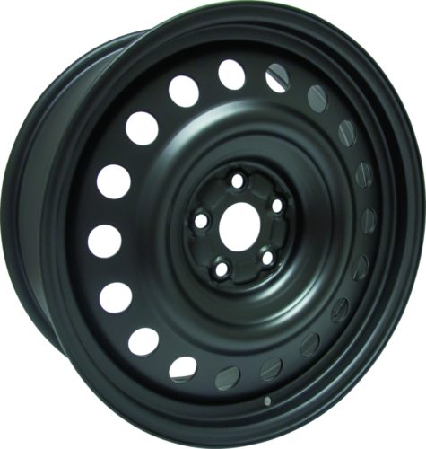 RTX Wheels - Steel Wheel - Noir