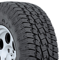 Toyo Tires Open Country A/T II