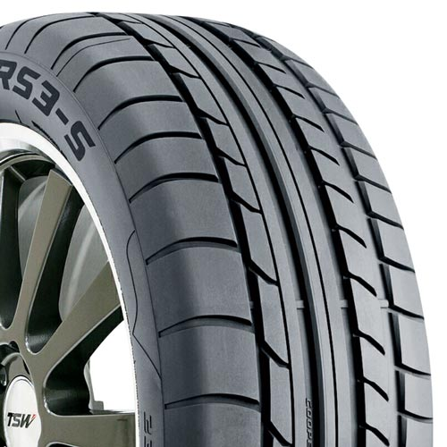 Cooper Tires - Discont. - Zeon RS3-S