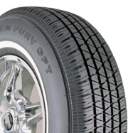 Eldorado Tire Golden Fury GFT