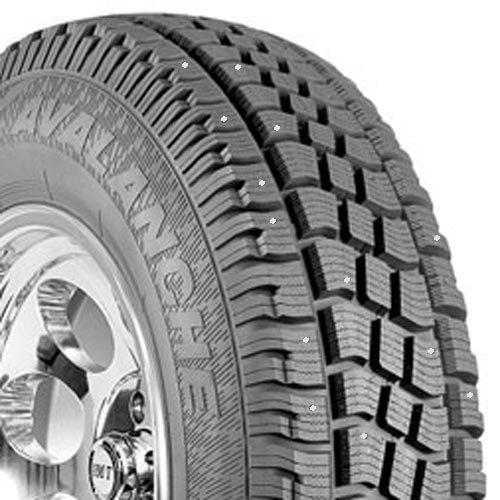 Hercules Tires Avalanche X-Treme LT Studded / Clouté