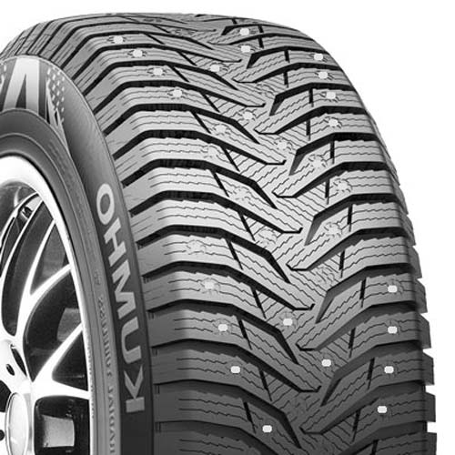 Kumho Tire Wintercraft Ice WI31 Studded / Clouté