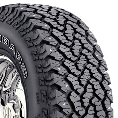 General Tire Grabber AT2 Studded / Cloute