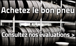 Nos évaluations