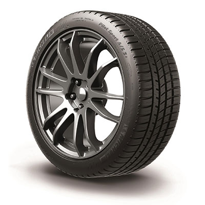 Pneu Michelin Pilot Sport AS 3