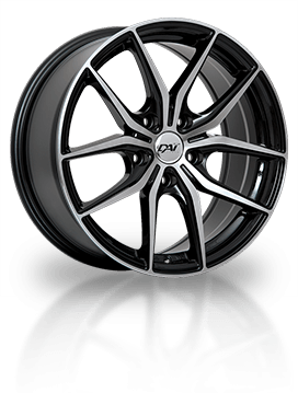 Dai alloy wheels