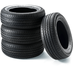 4 tire stack image